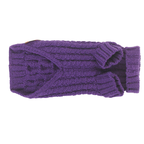Wilmot Purple Dog Jumper