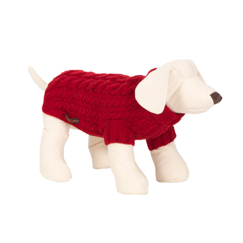 Wilmot Red Dog Jumper