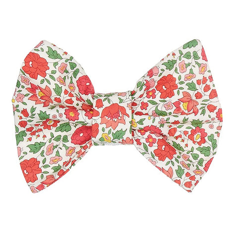 Bow Wow Dog Bow Tie - Adelina Pink