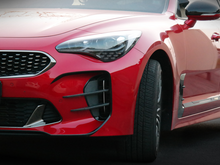 Load image into Gallery viewer, [Convoy] Bumper Canard Set | 2017+ Kia Stinger