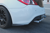 [M&S] Rear Wing Type Lip | 2013-2016 Hyundai Genesis Coupe (BK2)