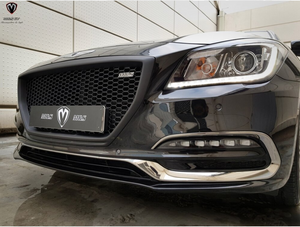 [M&S] *NEW* ABS Grille | 2016-2020 Genesis G80