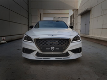 Load image into Gallery viewer, [M&S] *NEW* Front Splitter | 2016-2020 Genesis G80 Sport