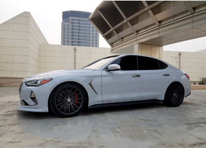 [M&S] Side Splitter (Opt. Cup Wing)| 2019+ Genesis G70