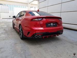 [M&S] Rear Diffuser | 2017+ Kia Stinger