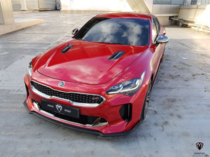[M&S] Front Splitter | 2017+ Kia Stinger