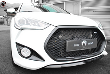 Load image into Gallery viewer, [M&S] Front Grille | 2012-2016 Hyundai Veloster Turbo (FS)
