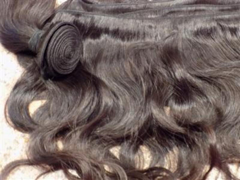 Image of Lux Virgin Remy Body Wave 3pcs - SilkyHairShop.com