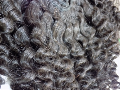 Lux Virgin Remy Deep Wave 2pcs - SilkyHairShop.com