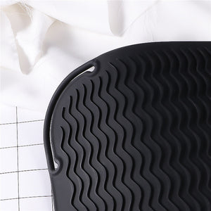 Anti-slip Silicone Heat Resistant Mat for Straightener