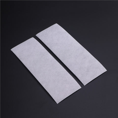 Image of 100pcs Professional Facial & Body Hair Removal Wax Strips Non-Woven - SilkyHairShop.com