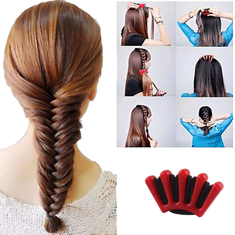 Magic Hairstyling Super Pack 40pcs - SilkyHairShop.com