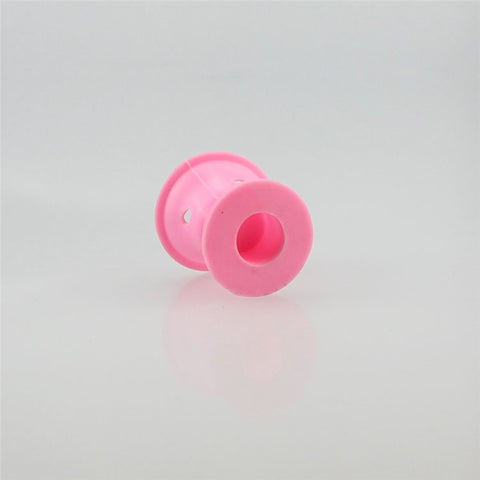Image of No Clip Silicone Hair Curlers 20pcs set - SilkyHairShop.com