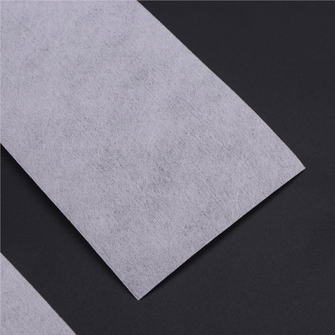 100pcs Professional Facial & Body Hair Removal Wax Strips Non-Woven - SilkyHairShop.com
