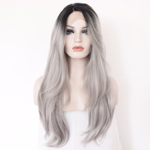 Image of Victoria Lace Part Wig - 5 Colors - SilkyHairShop.com
