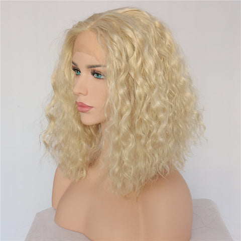 Image of Bobbi Wavy Long Bob - 5 Colors - SilkyHairShop.com