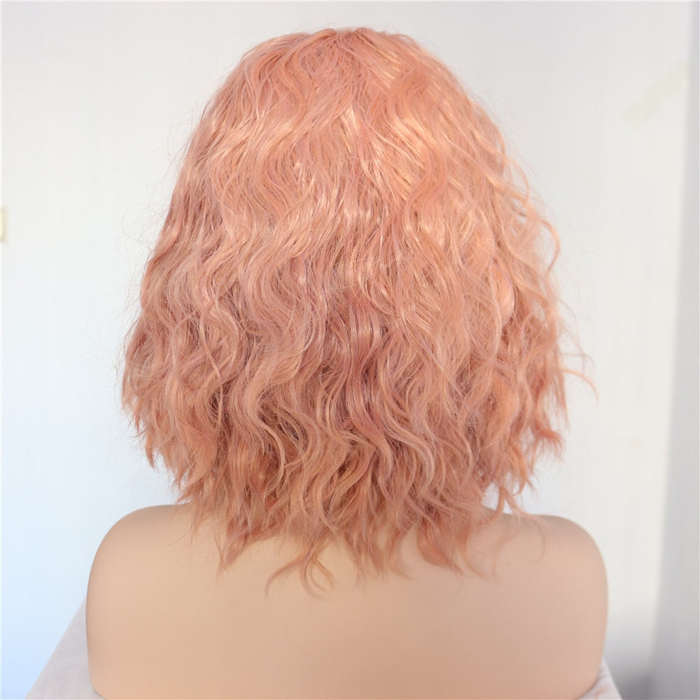 Bobbi Wavy Long Bob - 5 Colors - SilkyHairShop.com
