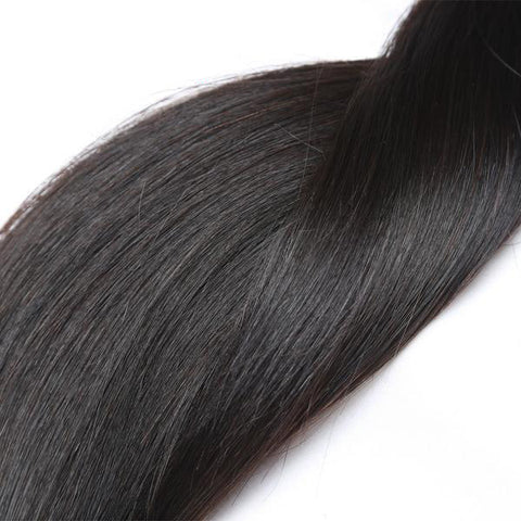 Image of Indian Straight Human Hair 3pcs. - SilkyHairShop.com