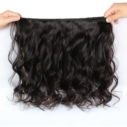 Brazilian Virgin Loose Wave Hair 3 pcs - SilkyHairShop.com