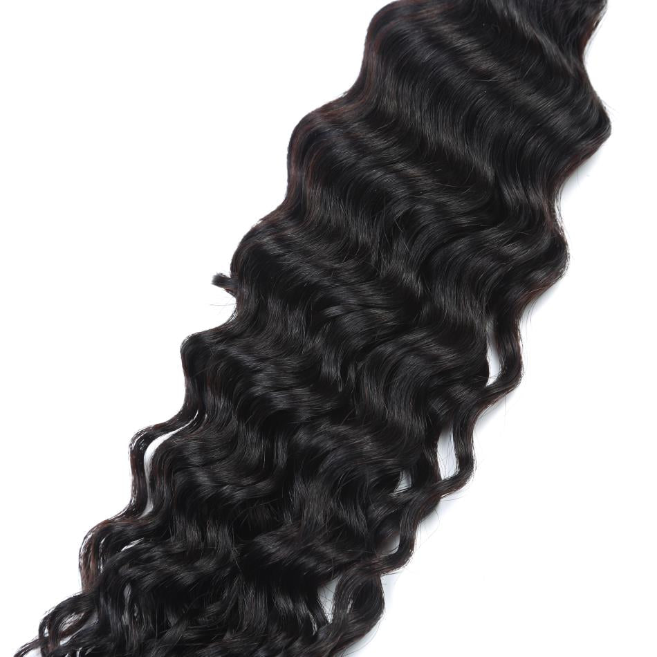 Brazilian Deep Wave Human Hair 4pcs. - SilkyHairShop.com