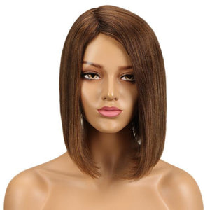 Chandra Human Hair Wig