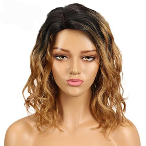 Elisa Lace Part Human Hair Wig