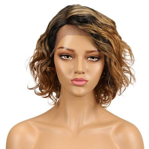 Rochelle Lace Front Human Hair Wig