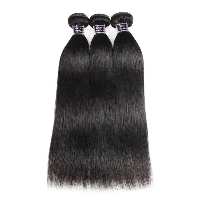 Malaysian Virgin Straight Hair 1, 3 or 4 Bundles - SilkyHairShop.com