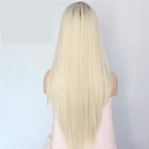 Image of Danielle Lace Front Wig - SilkyHairShop.com