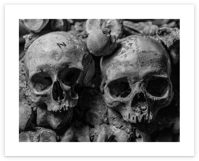 CATACOMBS | PARIS