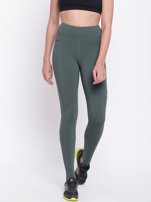 Yoga stirrup pants