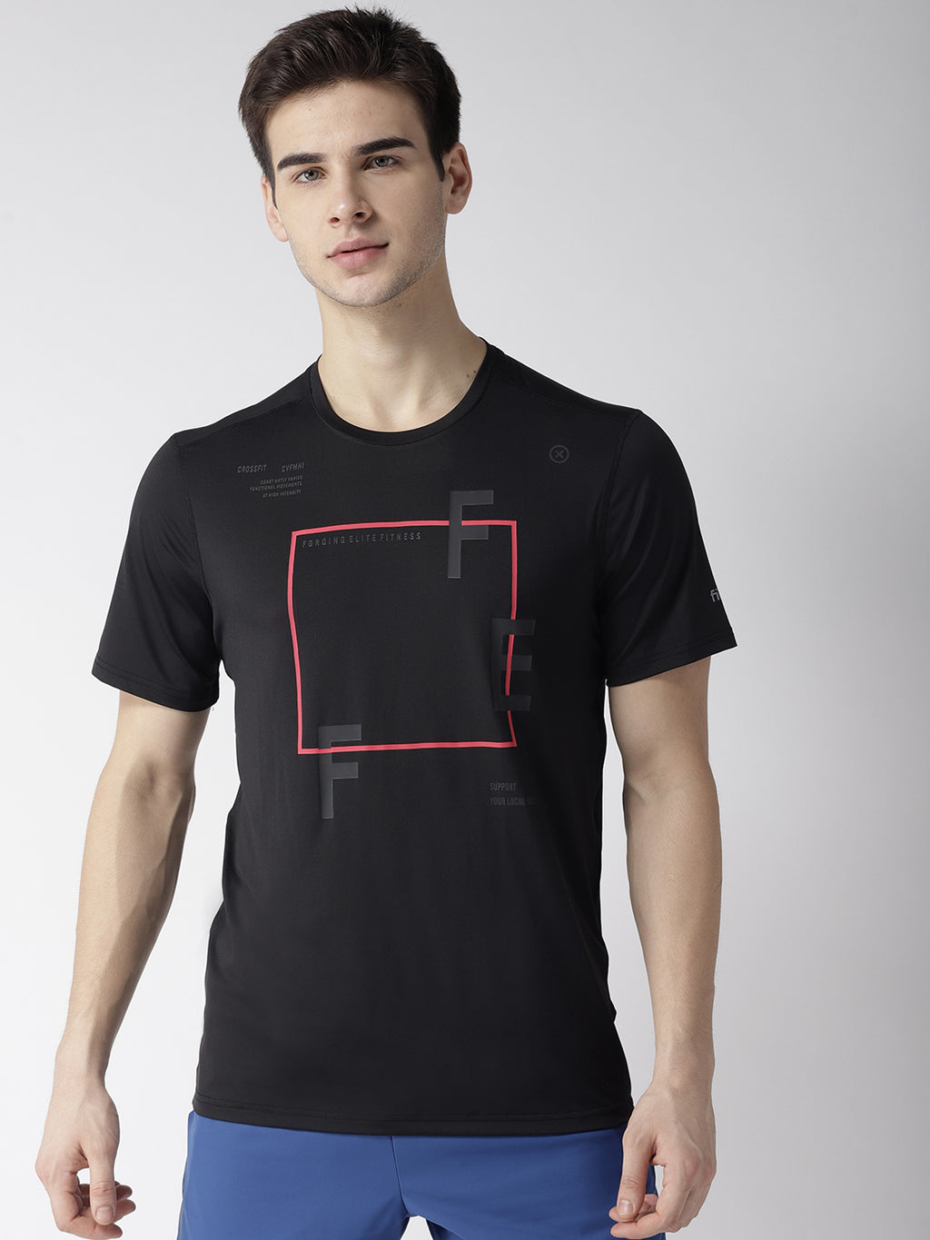 Mens Graphic Print T-shirt