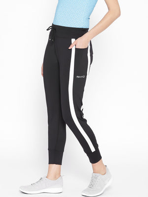 Jogger Pants with stripes