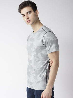 Mens Organic Printed T-shirt
