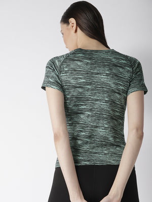 Fitkin Round Neck Quick Dry Relaxed Fit Training T-shirt