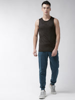 Mens Self Design Print Tank