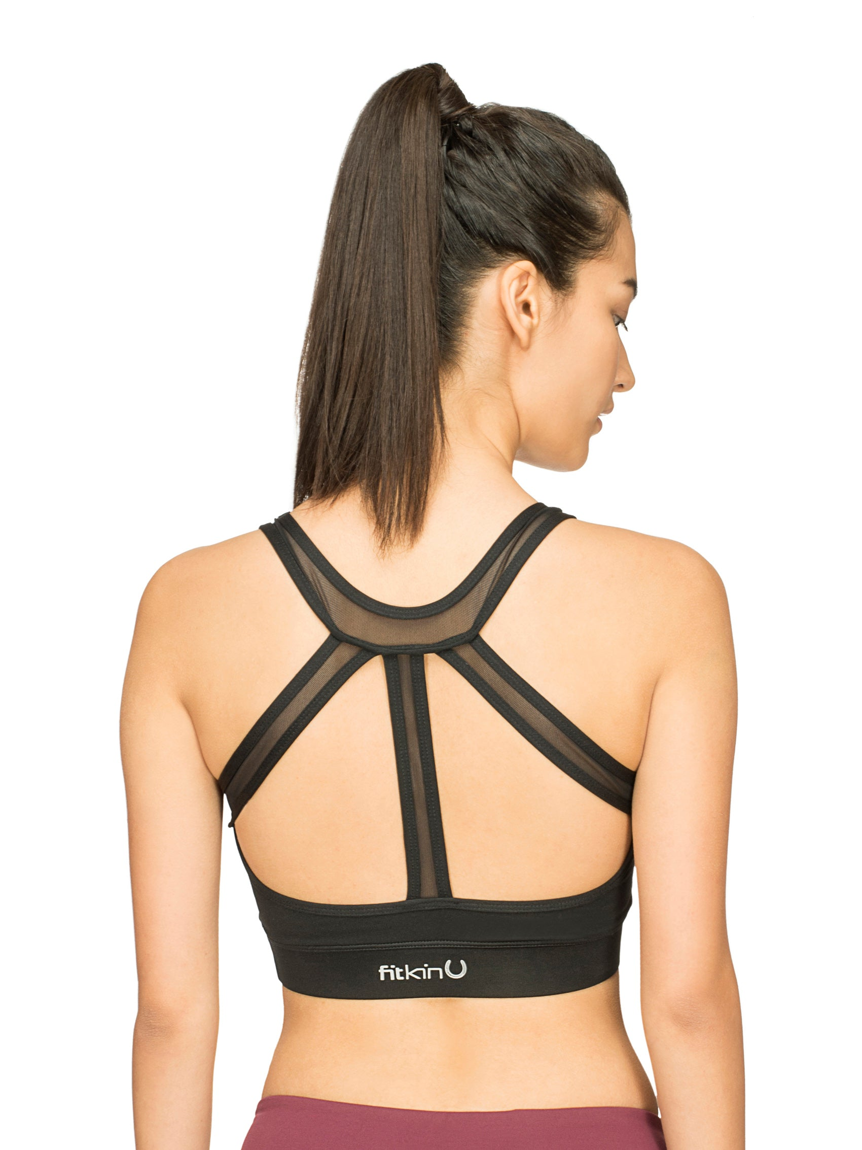 Essential Comfort Sports Bra