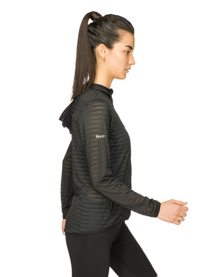 Fitkin Sport Self Design Lightweight Gym Jacket