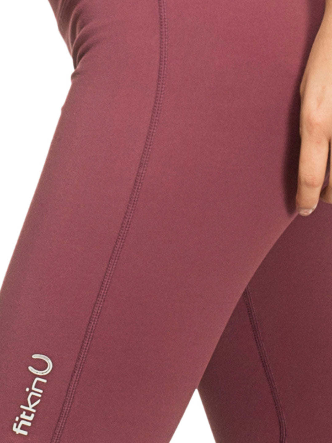 Ripped High Waisted Gym Leggings