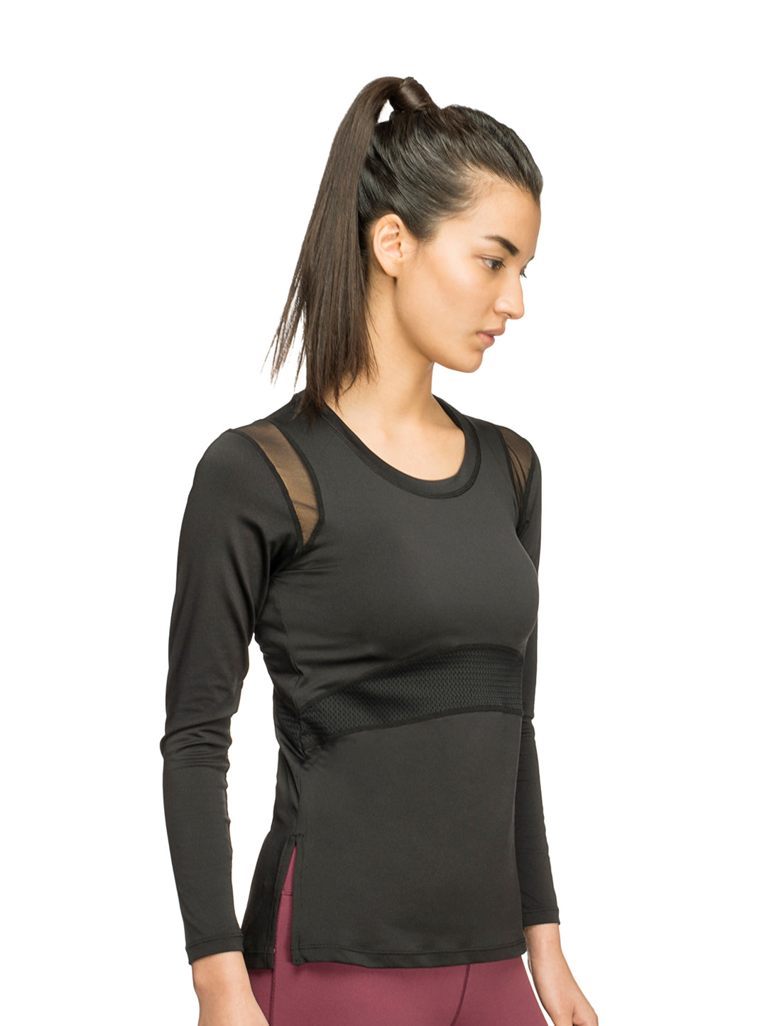 Fitkin Long Sleeve Gym Top