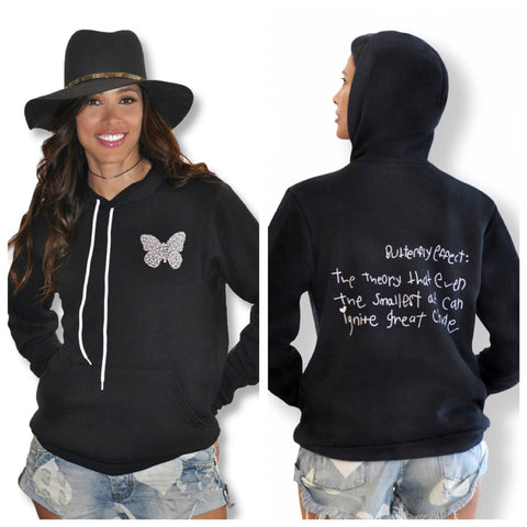 CHLA: Butterfly Effect -- Icon Pullover (Unisex)