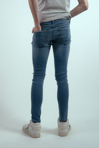 MEDIUM BLUE SKINNY