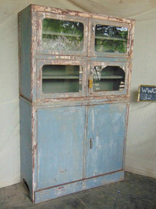 IRON GLASS FTD. CABINET