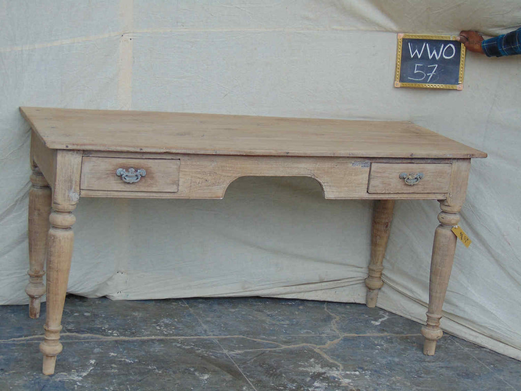 2 DRW. WRITING TABLE