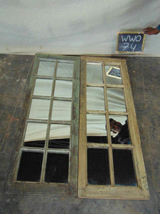 WINDOW FRAME WITH MIRROR