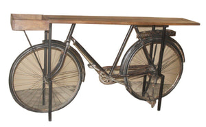 IRON BICYCLE CONSOLE
