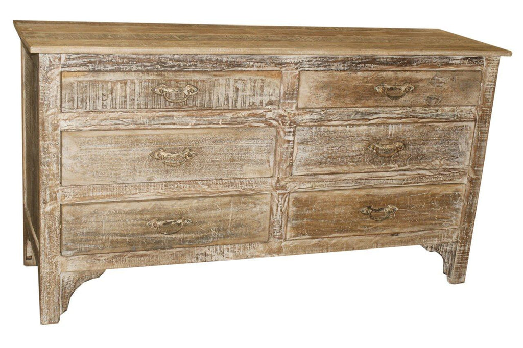 Bozeman 6 Drawer Dresser