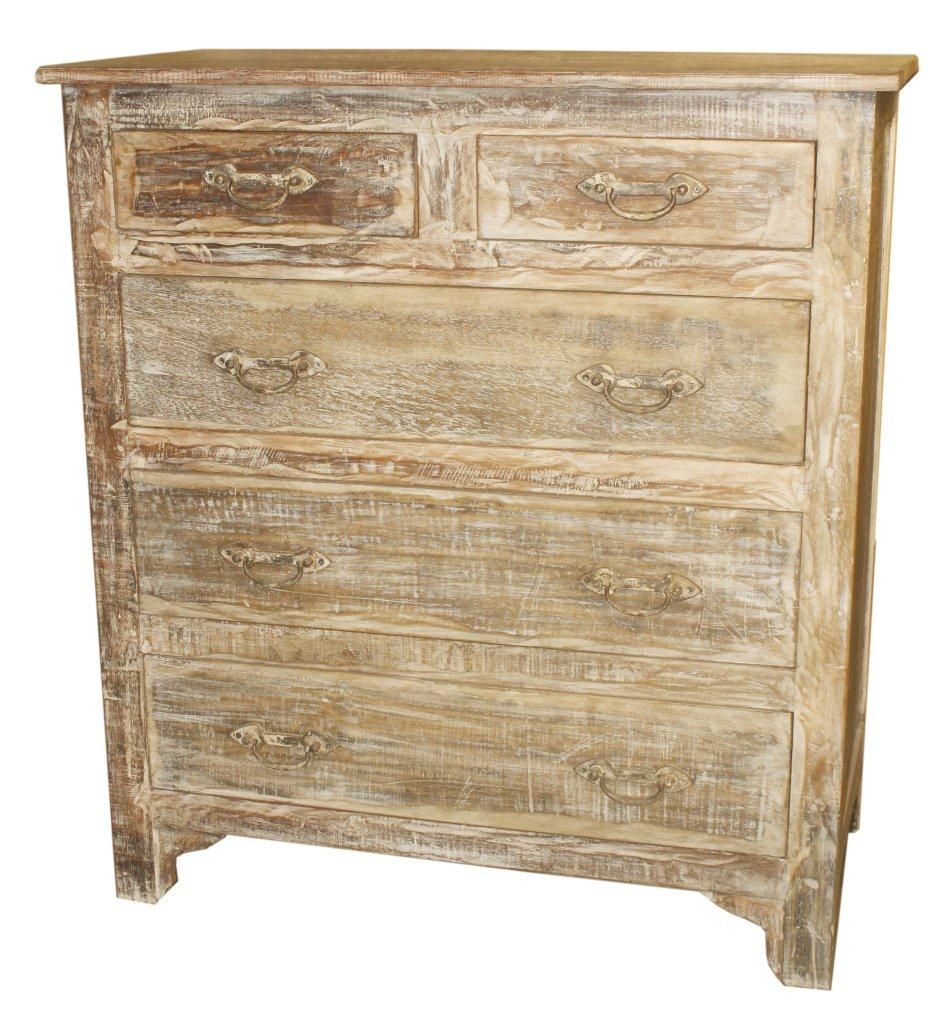 Bozeman 5 Drawer Dresser