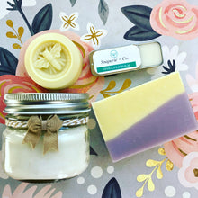 Load image into Gallery viewer, Lemon + Lavender Gift Set FREE SHIPPING