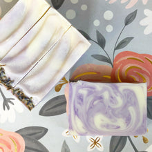 Load image into Gallery viewer, Lavender In Bloom Artisan Soap